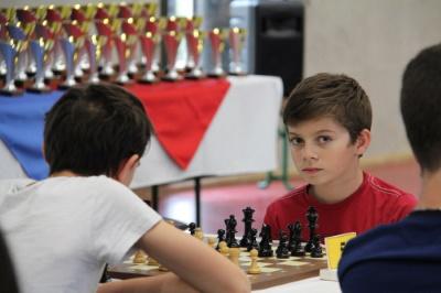 Octobre – Championnat du Rhône jeune à Corbas