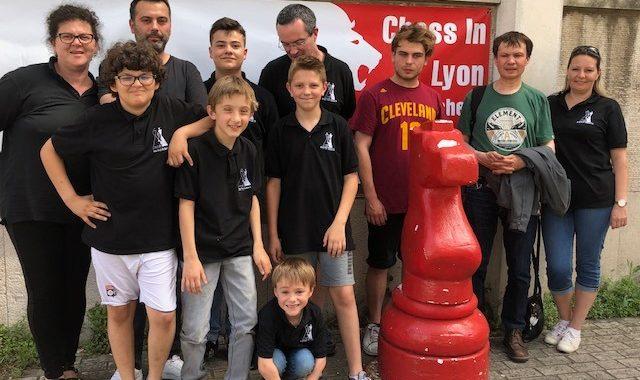 Championnat de blitz et rapide de Lyon 2019