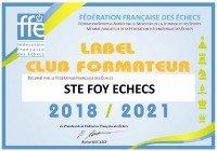 Label Club Formateur