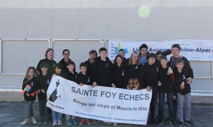 Championnats de ligue jeunes ARAE 2020 à Clermont Ferrand